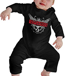 Bodysuits Baby, Killswitch Engage Logo Unisex Newborn Infant Bodysuit Baby Clothes