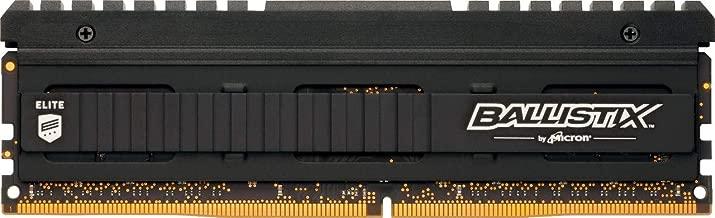 Crucial Ballistix Elite 3600 MHz DDR4 DRAM Desktop Gaming Memory Single 8GB CL16 BLE8G4D36BEEAK