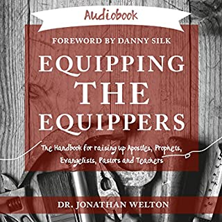 Equipping the Equippers audiobook cover art