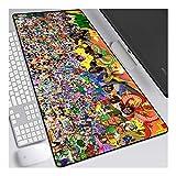 Dragon Ball XXL Anime Alfombrilla para ratón 800 x 300 mm - Speed Gaming...