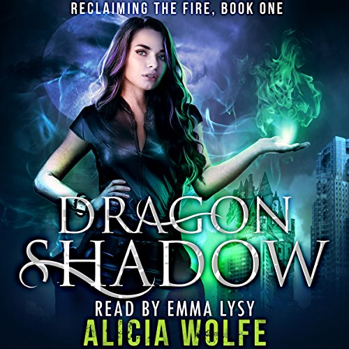 Dragon Shadow audiobook cover art