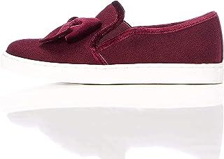 Marca Amazon - RED WAGON Zapatillas con Lazo Niñas