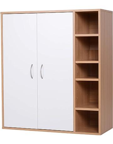 A=24 B=24 C=80 mm 1 Schrank für eine Küche weiß 1:25