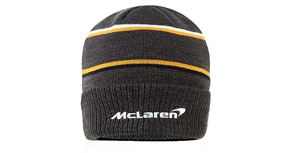 McLaren Official 2019 Team Beanie