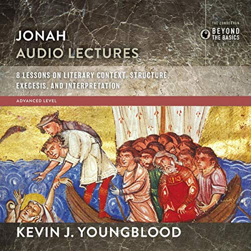 Jonah: Audio Lectures cover art
