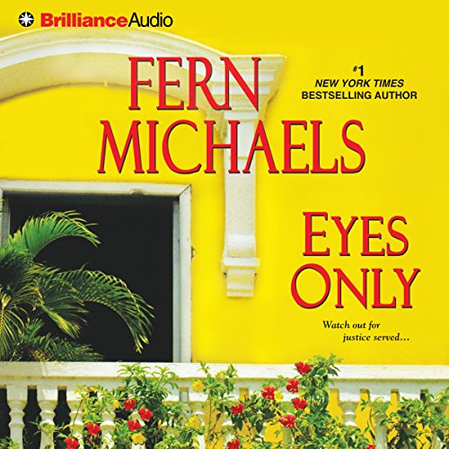 Eyes Only audiobook cover art
