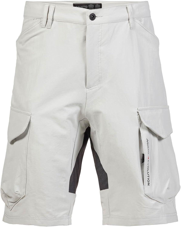 Musto Evolution Performance Segeln Stiefelfahren Wassersport Shorts Platin - Leichtgewicht - Leichtes Stretch B01D3QSFYK  Charmantes Design