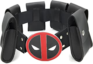 Best kids deadpool belt Reviews
