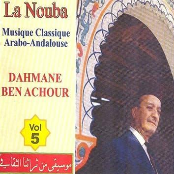 La Nouba, Vol. 5 (Musique classique arabo-andalouse)