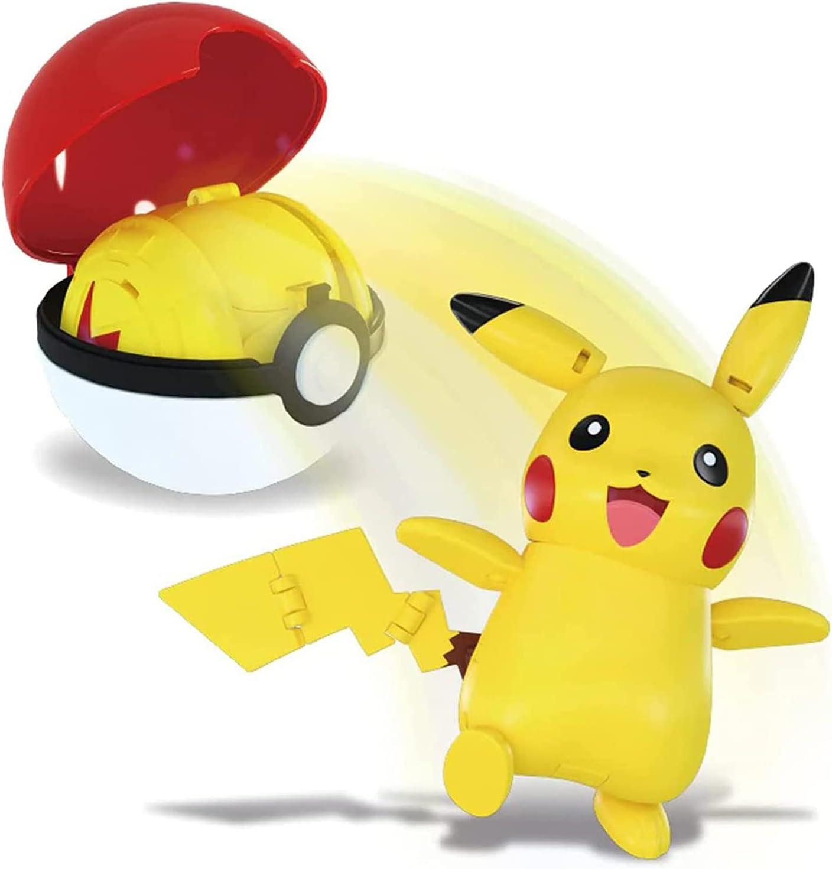 Pokeball Pikachu Max 48% OFF and Toys Poke Ball Max 75% OFF Figure