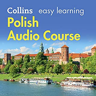 Polish Easy Learning Audio Course audiobook cover art