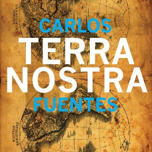 Terra Nostra audiobook cover art