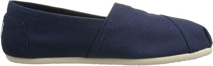 TOMS Women's Canvas Classic Slip-on Shoes
