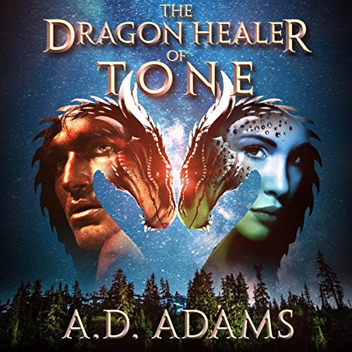 The Dragon Healer of Tone: World of Tone: Book 1 audiobook cover art
