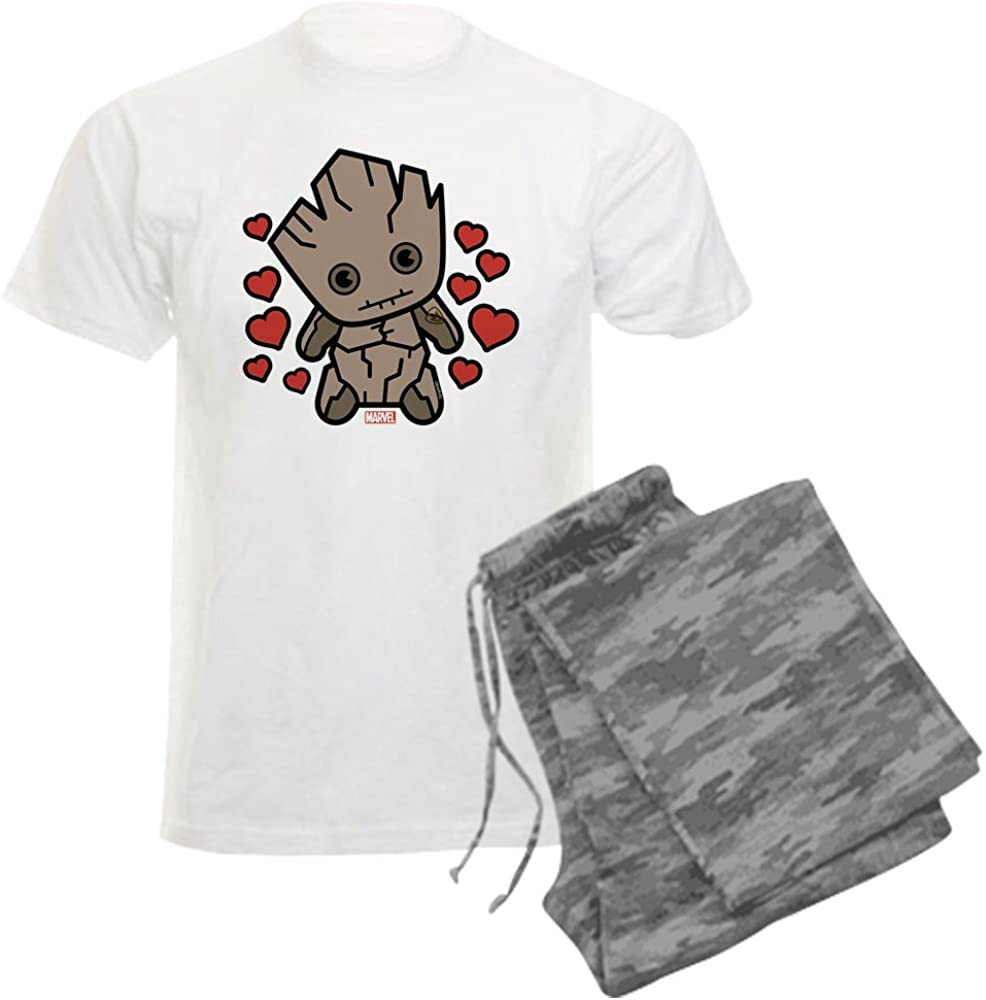 CafePress Groot Hearts Pajama Set Free shipping anywhere in the nation Lowest price challenge