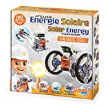 Buki France Solar Energy 14 en 1, Multicolor (7503)