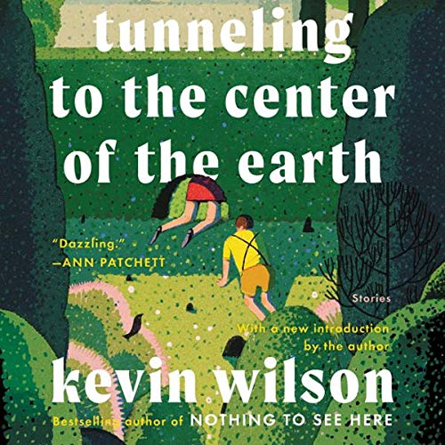 Tunneling to the Center of the Earth audiobook cover art