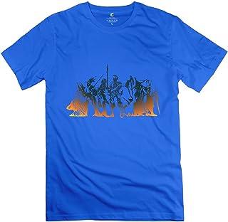 Final Fantasy Tatics Unique O-Neck T Shirts For Men