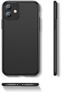 Mofi iPhone 11 Case, Hard Thin PC, Black