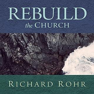 Rebuild the Church cover art