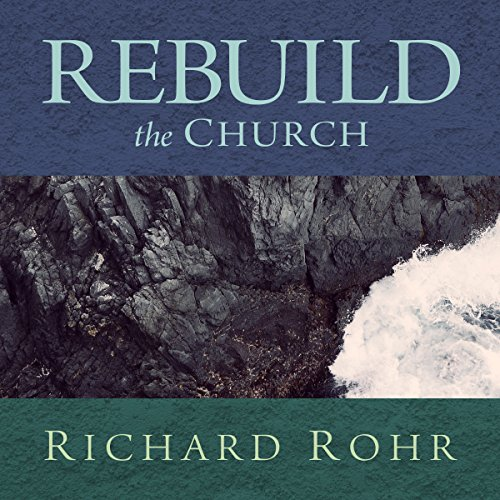 Rebuild the Church audiobook cover art