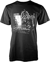 Opeth T Shirt Damnation Band Logo Official Mens Black