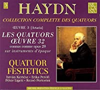 Collection Complete Des Quatuors 3 by JOSEPH HAYDN (2006-06-08)