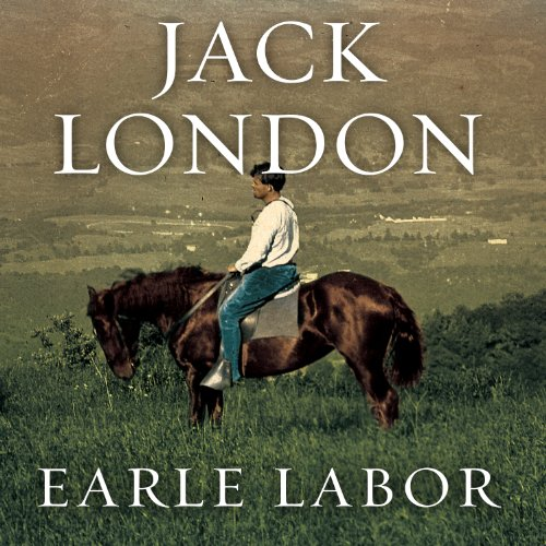 Jack London audiobook cover art