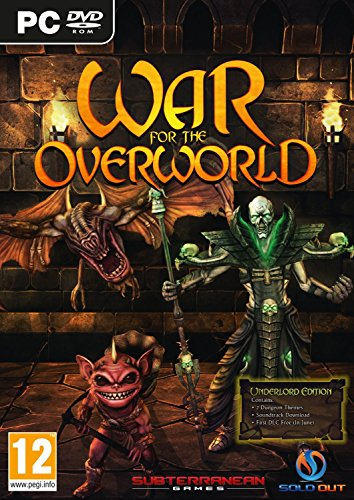 War for the Overworld: Underlord Edition (PC DVD) UK IMPORT