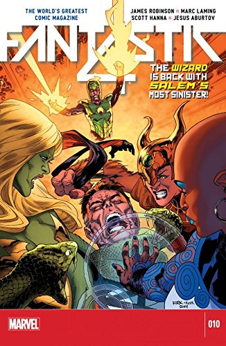 Fantastic Four (2014-2015) #10 (English Edition)