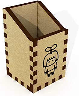 Azeeda Mini 'Sprout Man' Desk Tidy / Pencil Holder (DT00060350)