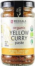 Mekhala Organic Gluten-Free Thai Yellow Curry Paste 3.53oz