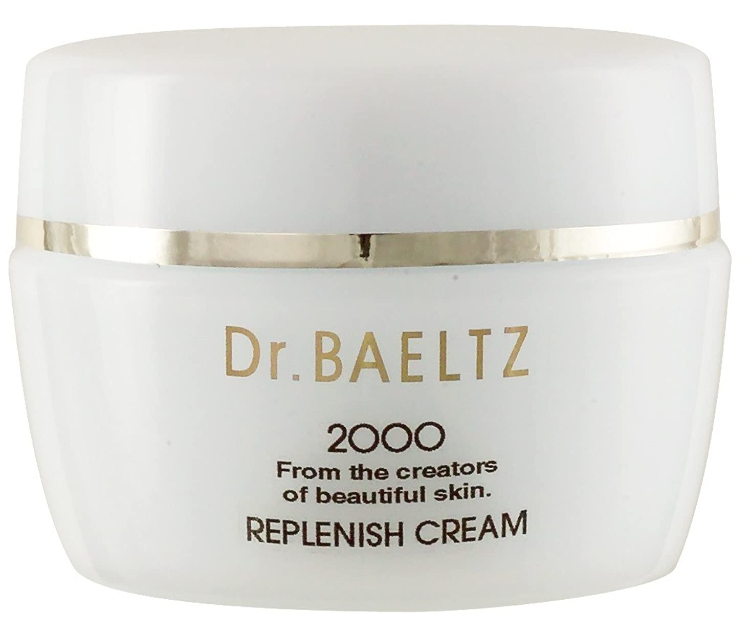 重力本土航空会社ドクターベルツ(Dr.BAELTZ) リプレニッシュクリーム 40g(保湿クリーム)