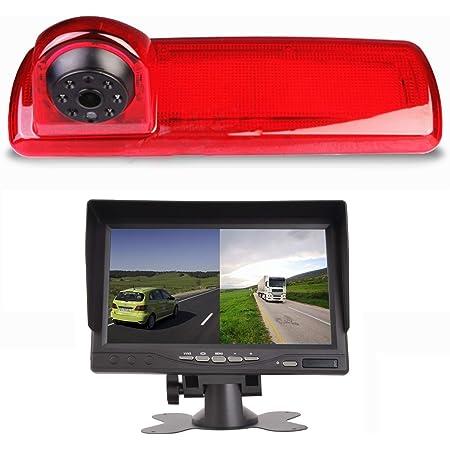 Hd 720p Dachkante Einparkhilfe Rückfahrkamera Elektronik