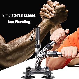 手臂摔跤桌 力量训练手臂机 手臂握腕训练器 专业手腕训练摔跤 手臂冲击波 运动力量扭转者