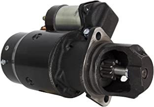 NEW STARTER FITS JOHN DEERE TRACTOR 111 180 300 1020 1520 2020 2030 2520 1960-1975 GAS ENGINE