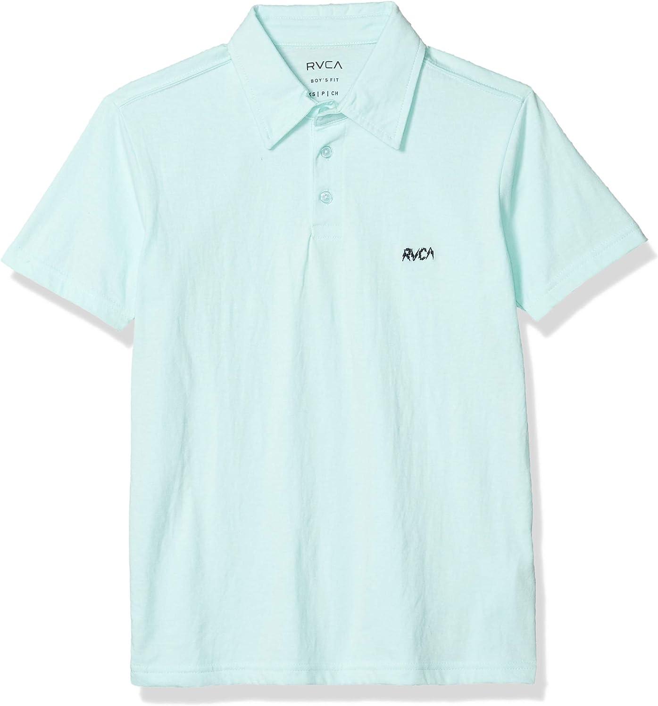 RVCA Boys' Sure Thing Iii Polo Shirt