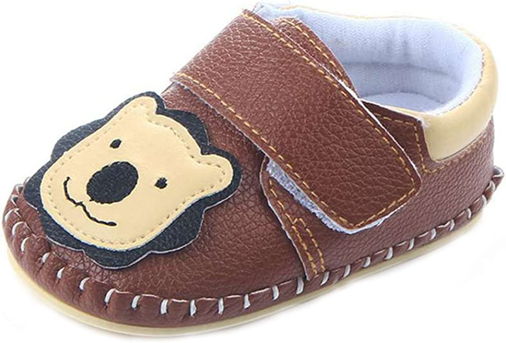 Lidiano Infant Toddler Baby Inventory cleanup selling sale Non Slip Cartoon Rubber Soft Wa 55% OFF Sole