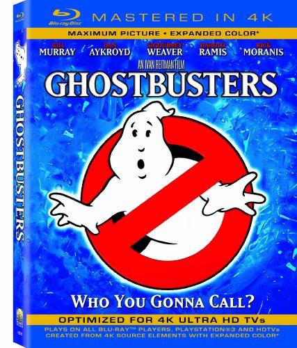 Ghostbusters [Edizione: Stati Uniti] [Reino Unido] [Blu-ray]