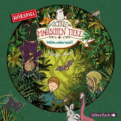 Die Schule der magischen Tiere - Hörspiele 11: Wilder, wilder Wald! Das Hörspiel: 1 CD (11)