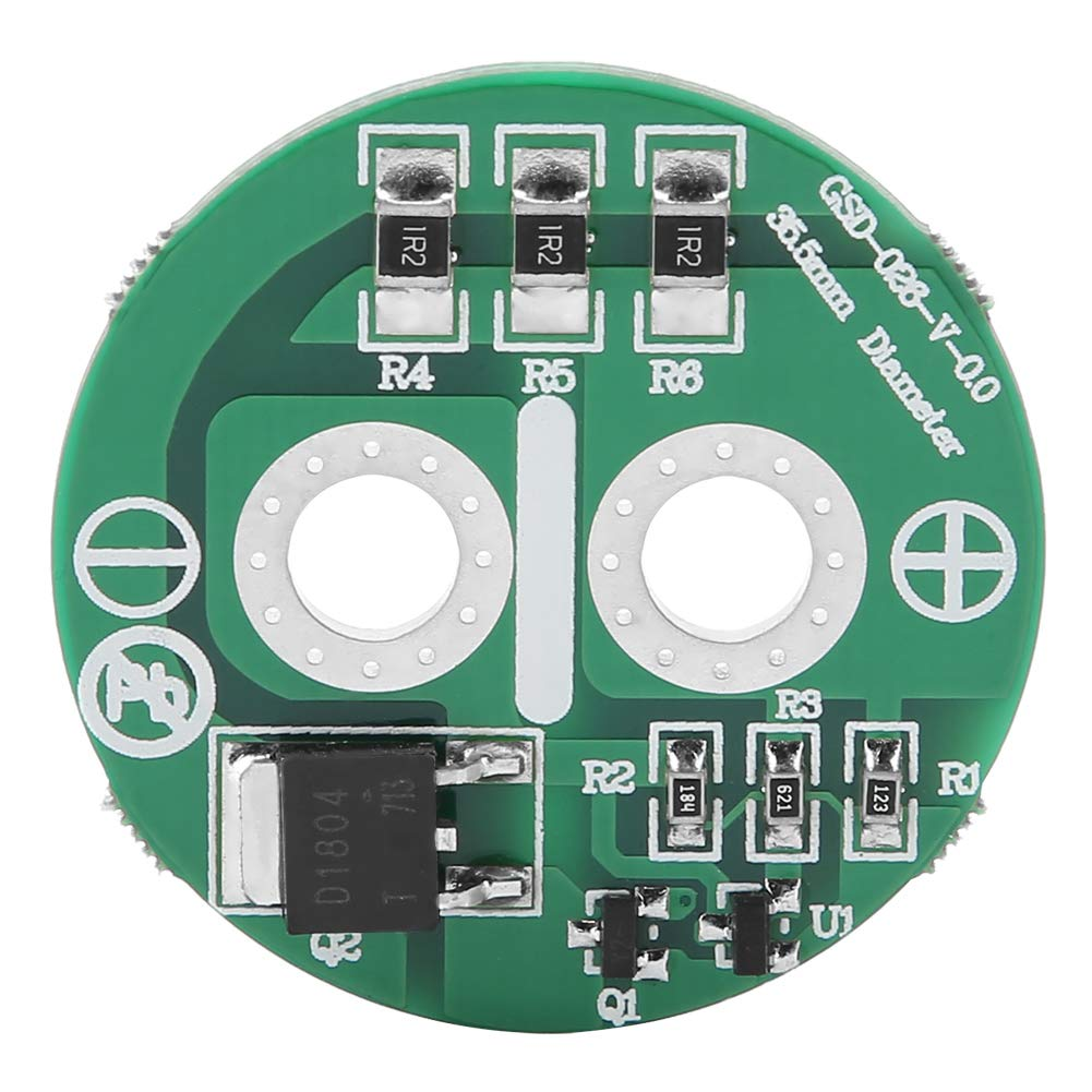 2.5v Super Farad Capacitor Protection Board, Protection Board, Welded Balance Board, Balance Board, Voltage-limiting Circuit Board, Weight 8 Grams