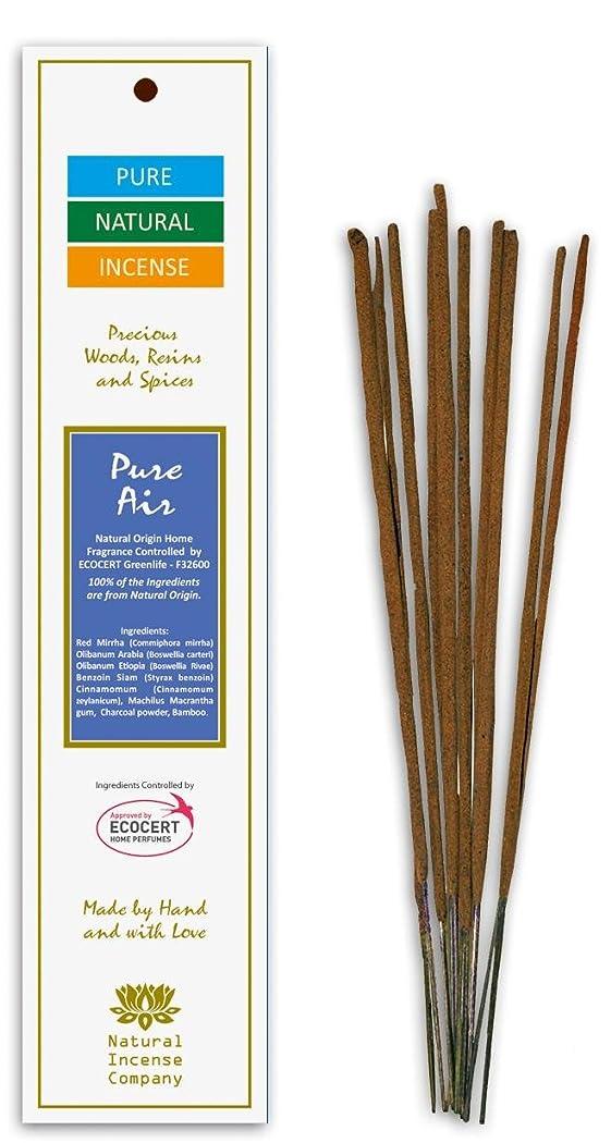 実業家有望ランチPure Air?–?Pure & Natural Incense?–?10?Sticks?–?Natural Incense会社