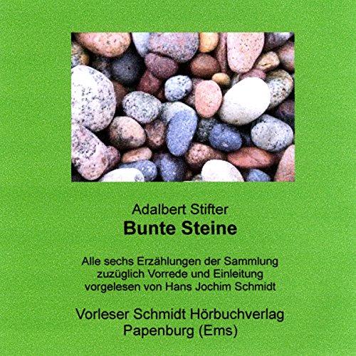 Bunte Steine audiobook cover art