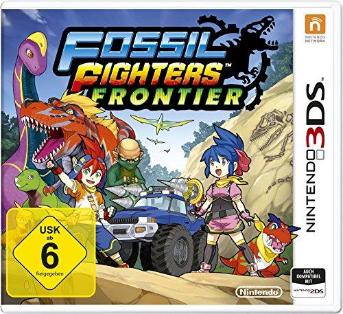 Fossil Fighters Frontier [Importación Alemana]