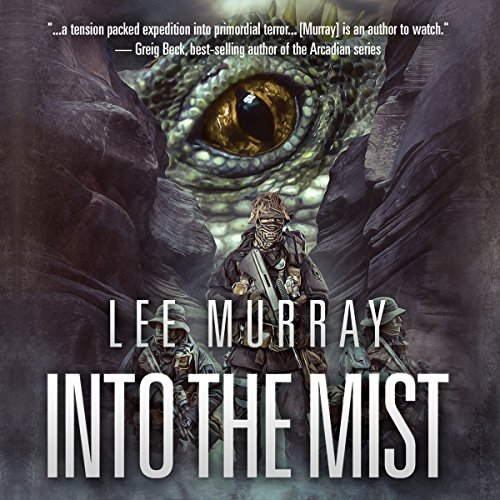 Into the Mist audiobook cover art