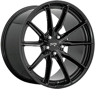 "M240 Rainier 20x9 5x112 38 Gloss Black Wheels(4) 20"" inch Rims"