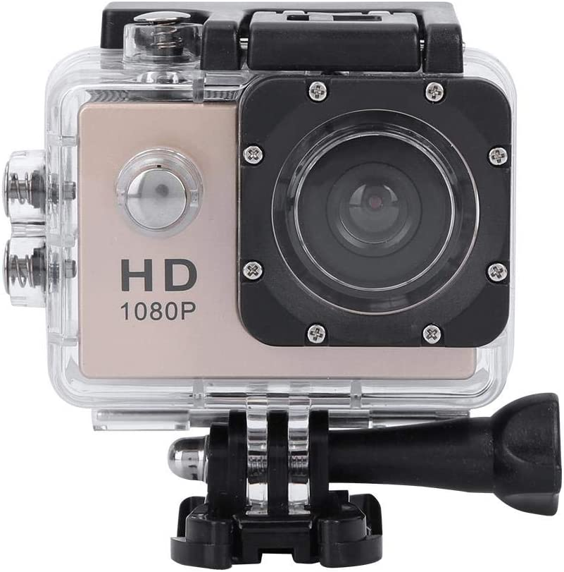 Action Camera 1080P 30fps Indefinitely 12MP HD Special sale item 30M WiFi Sports Waterproof Ca