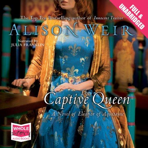 Couverture de The Captive Queen