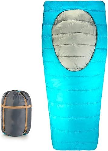 MSF Sac de Couchage Sac de Couchage Simple, Chaud, léger, Portable, Camping en Plein air