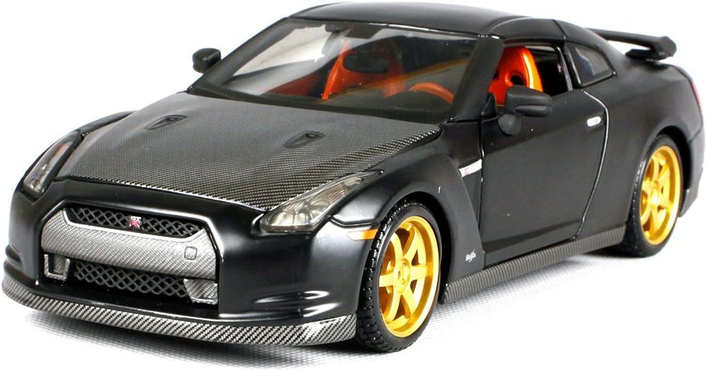 Penao Nissan GTR SIXdoor simulation modified alloy car model, car model car ornaments, ratio 1 24